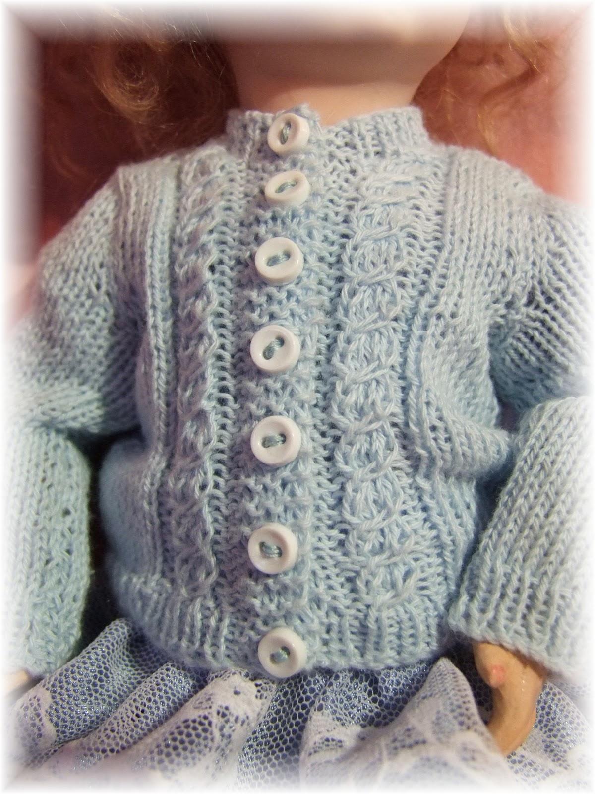 PetitBleuettes: My First Bleuette Knitting Pattern