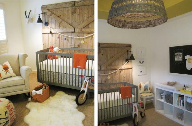Inspired Living Nursery Inspiration