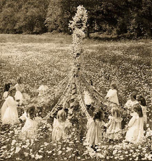 May Day Maypole
