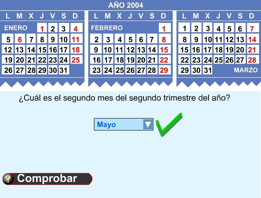 http://www.primerodecarlos.com/TERCERO_PRIMARIA/enero/Unidad_7/mates/actividades/calendario2.swf