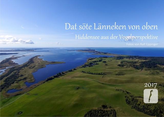 Hiddensee von oben