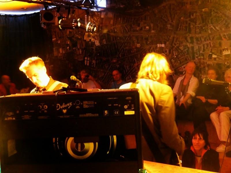 28.03.2014 Dortmund - Schauspielhaus: Ken Stringfellow / Mick Harvey
