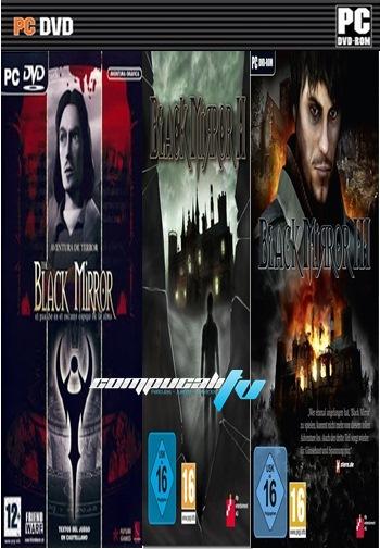 The Black Mirror GOLD 1 2 y 3 PC Full Español