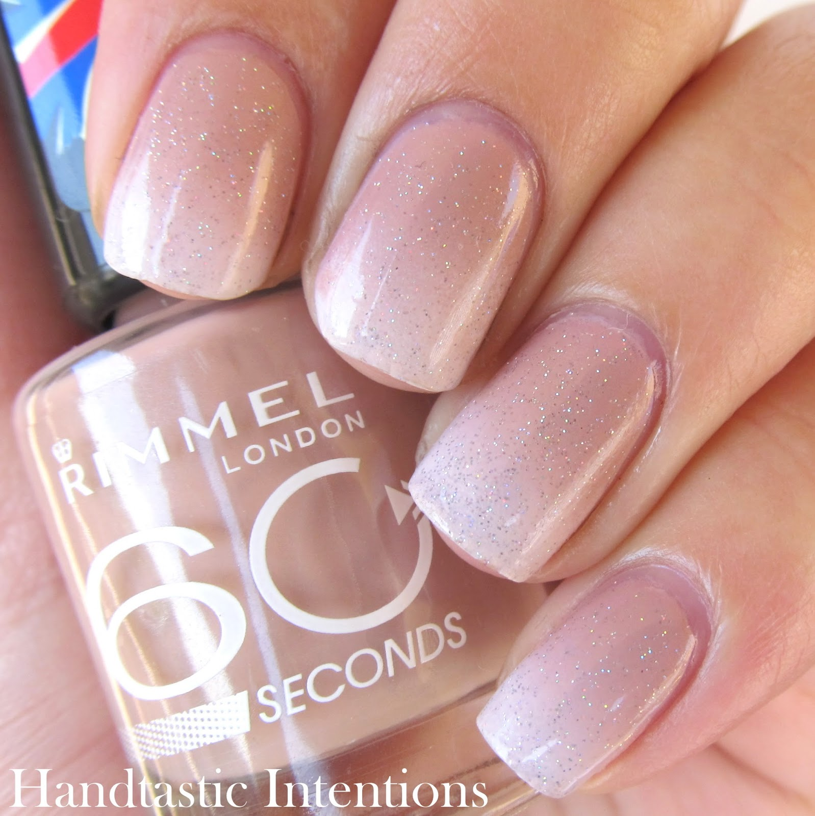 Handtastic Intentions Nail Art 31dc2014 Day 10 Gradient