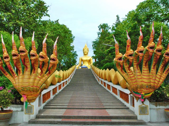 Tour Pattaya Hill