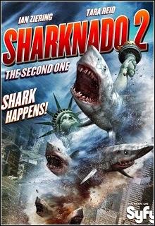 Sharknado 2: A Segunda Onda   Dublado Download
