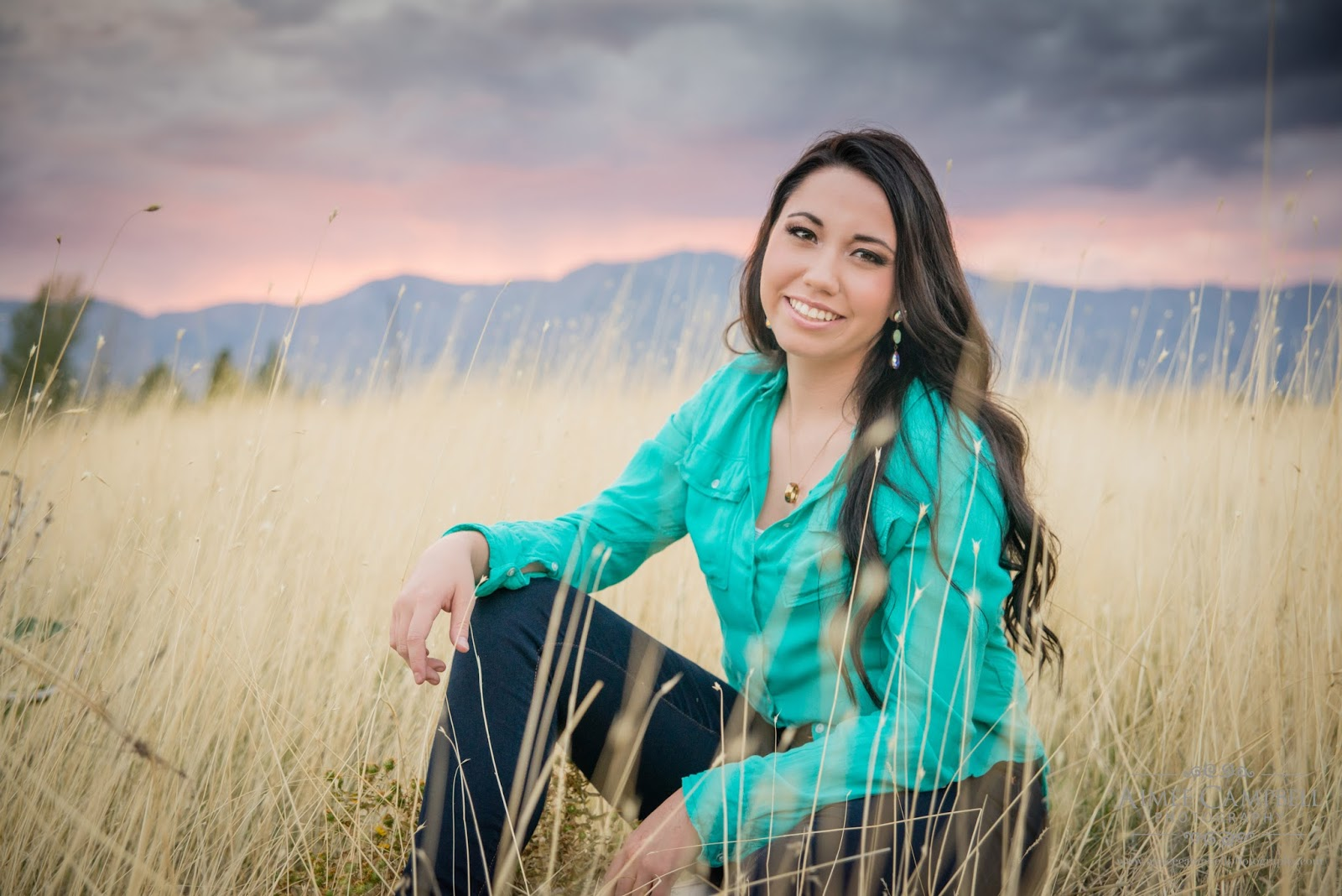 Senior Portrait Photographer Utah