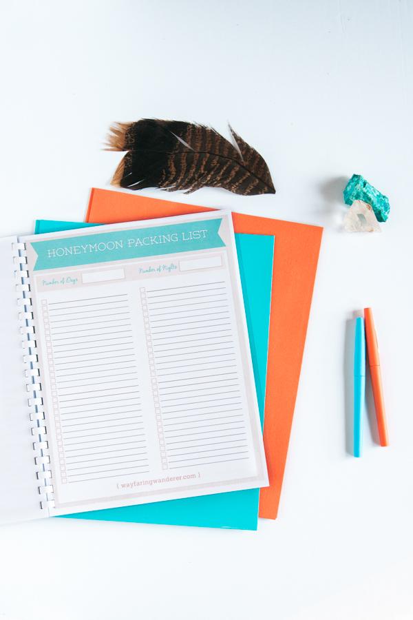 Design Your Dream Wedding Planning Kit | Wedding Planner Printable