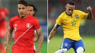Brasil vs Perú, Copa América 2015