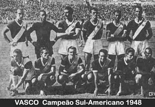 campeão sulamericano de 1948.