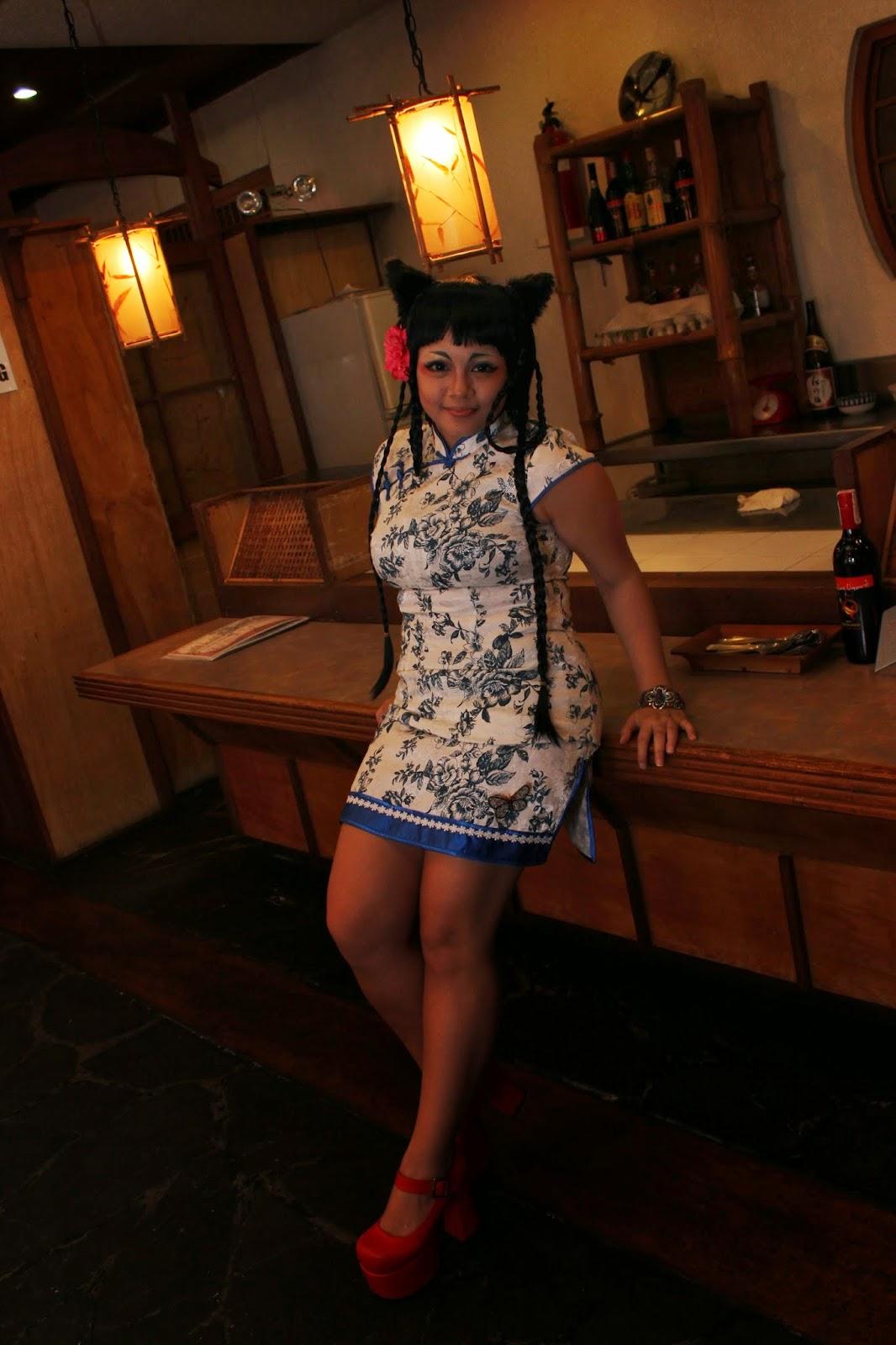 Lara Novales, Cosplay as RanMao from Kuroshitsuji