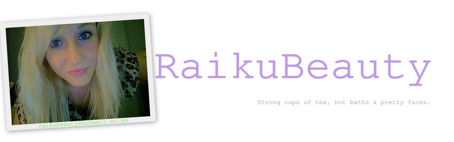 *RaikuBeauty