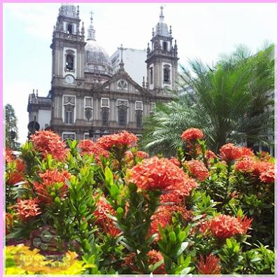 Igreja da Candelária no Rio de Janeiro