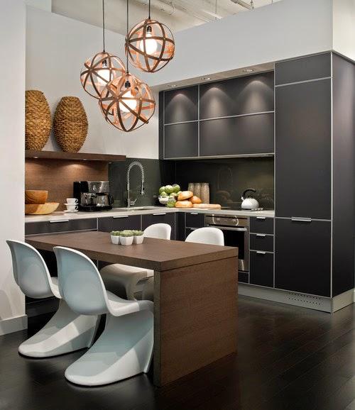 keramik dapur minimalis hitam