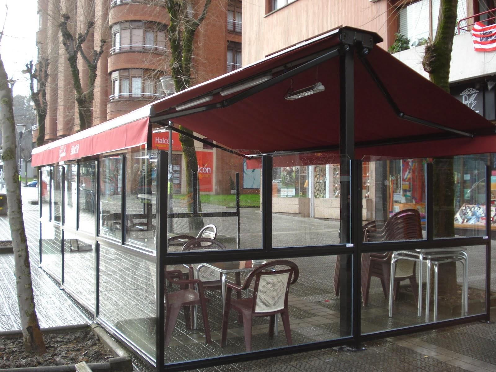 Licencia ocupaci n de v a p blica para instalaci n de terrazas de hosteler a ayuntamiento de a - Cerramiento terraza sin licencia ...