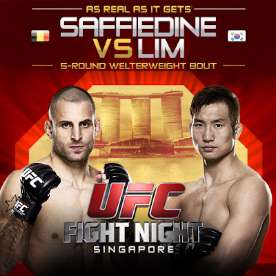 UFC Fight Night 34 Live Stream