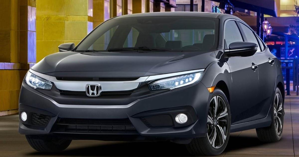 Novo Honda Civic 2016: fotos e especificações oficiais
