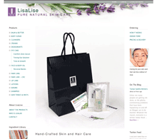 VISIT THE LISALISE WEBSITE