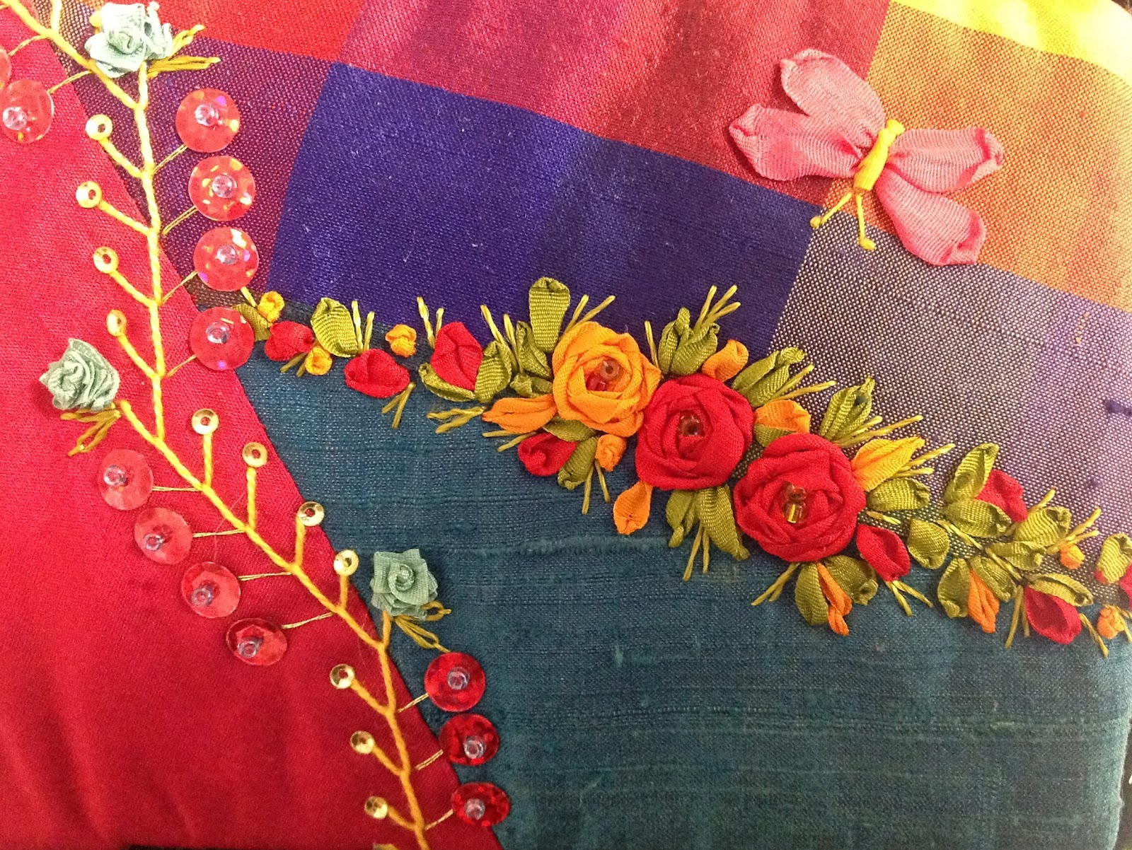 More Easy To Do Silk Ribbon Embroidery