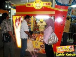 Menjajal Peluang Bisnis Kebab Zahfi Bermodal Rp 30 Juta