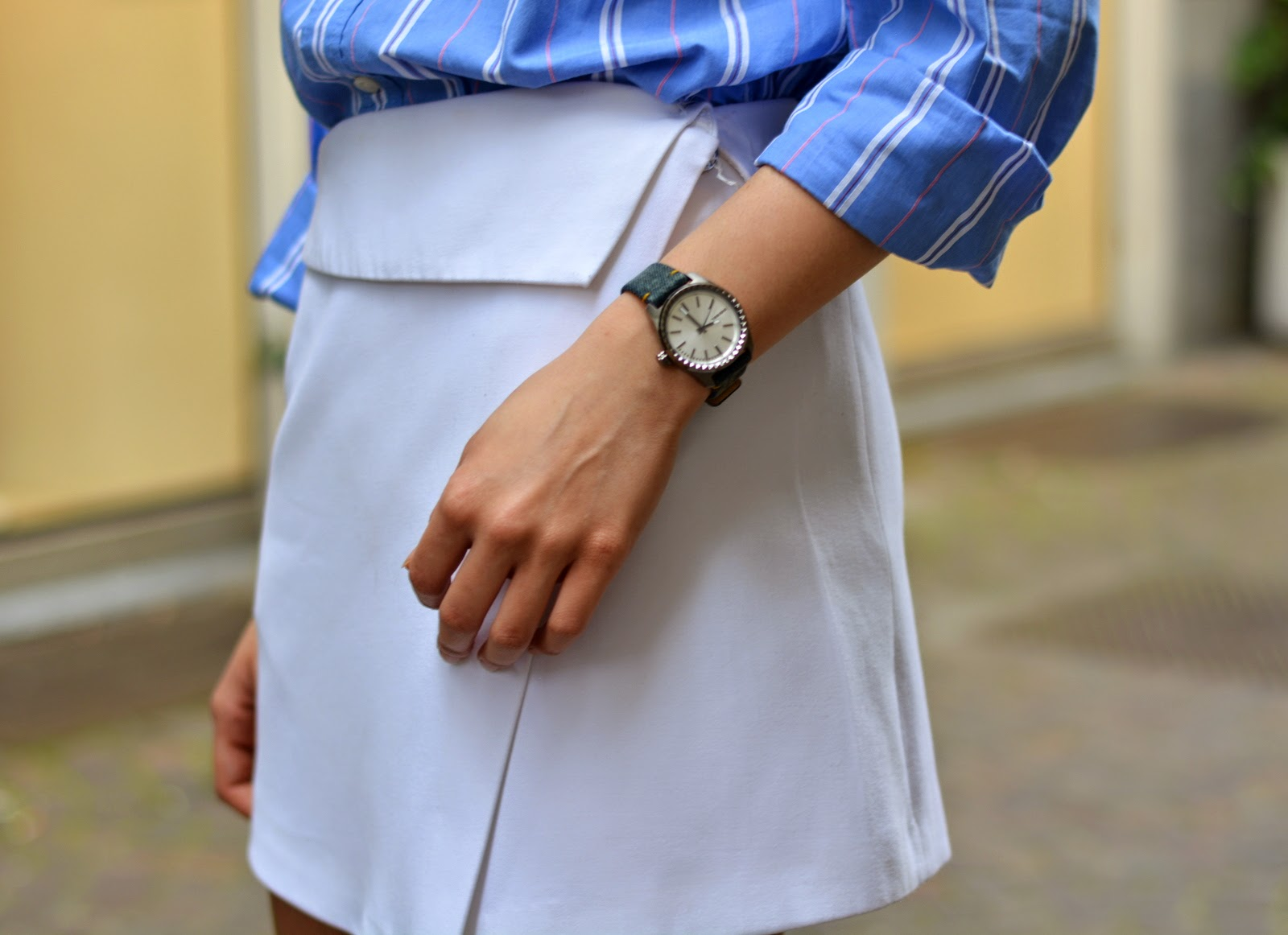 ootd, girls wearing men's shirts, juliane borges, culture and trend, diesel, zara, choies, pepe jeans, model, watch, outfit