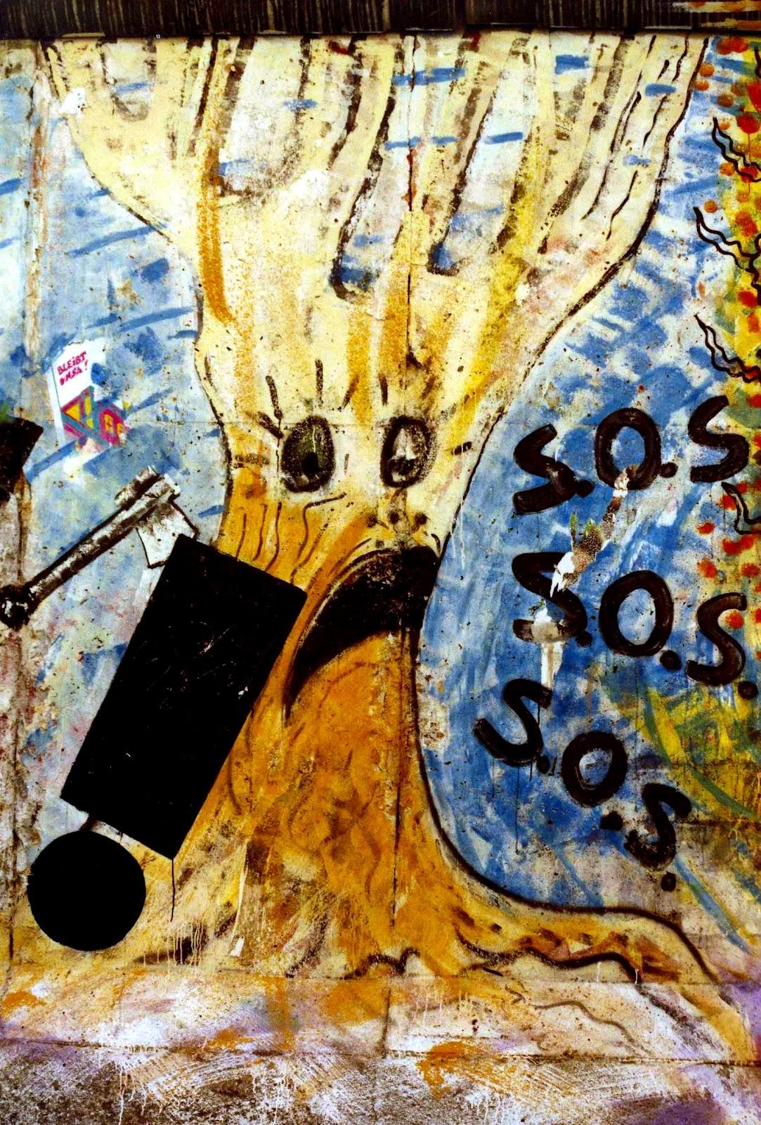 Berlin Wall - Indiano Art