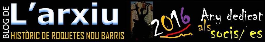 EL BLOG DE L'ARXIU HISTÒRIC DE ROQUETES-NOU BARRIS