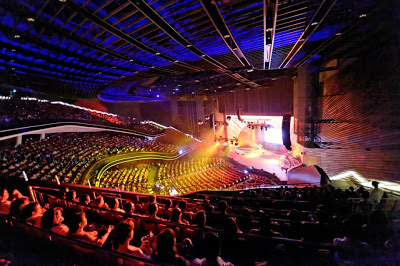 New creation church with the church and also