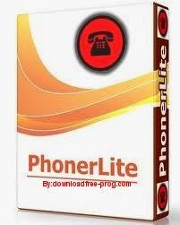 تحميل برنامج PhonerLite 2.11 Final للاتصال مجانا