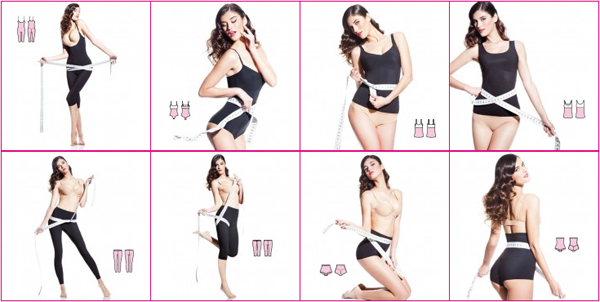 Yamamay: shaping underwear collection by www.designandfashionrecipes.com