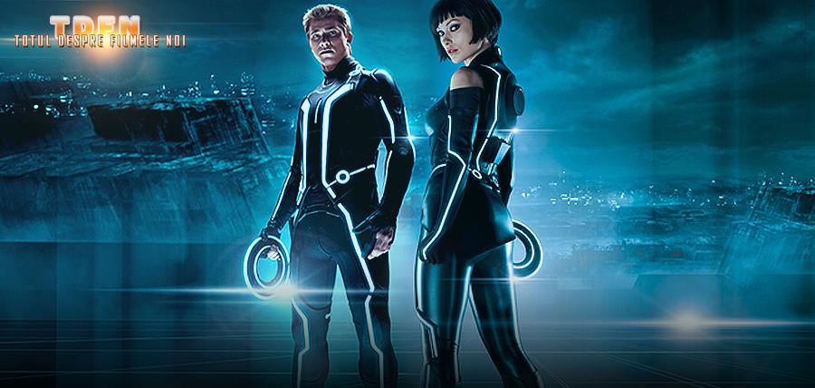 Olivia Wilde şi Garrett Hedlund îşi vor relua rolurile în continuarea Tron 3