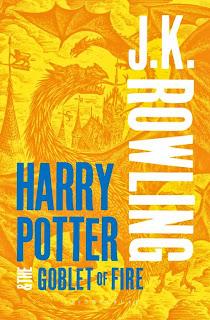 Nova capa adulta de 'Harry Potter e o Cálice de Fogo' é divulgada | Ordem da Fênix Brasileira