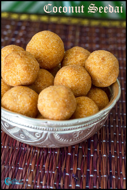 Coconut Seedai