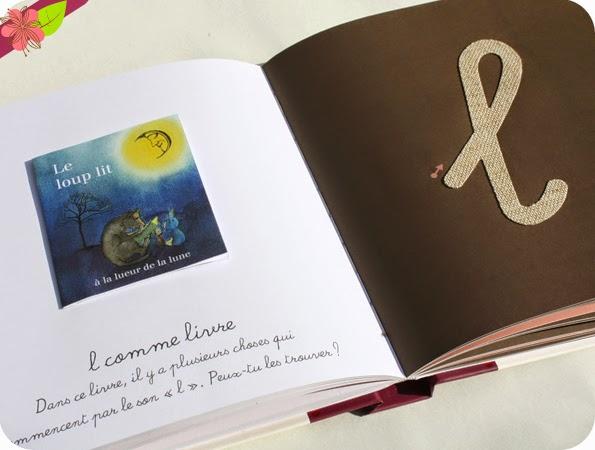 """""""Les lettres à toucher de Balthazar"""" de Marie-Hélène Place et Caroline Fontaine-Riquier - Hatier Jeunesse"""