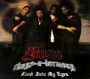 Bone Thugs-N-Harmony – Look Into My Eyes (CDM) (1997) (320 kbps)