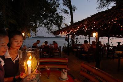 Nikitas Restaurant. Rawai Beach, Phuket, Thailand