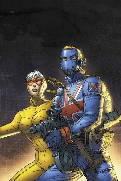 Union Jack (Marvel Comics) Character Review - 4
