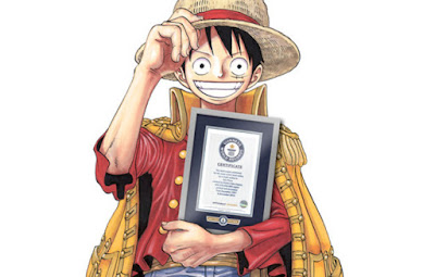 One Piece Guinness World Record