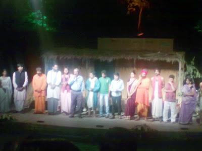 'ओरिजनल काम' केर सफल मंचन