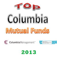 Best Columbia Mutual Funds 2013