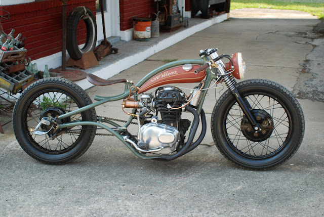 Chemical Candy Customs  Honda CL 360