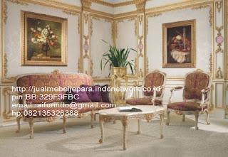sofa klasik jepara Mebel klasik jepara sofa tamu klasik ukir sofa tamu klasik jati sofa tamu klasik modern sofa tamu klasik duco jepara mebel jati klasik jepara SFTM-33018 sofa tamu klasik cat duco
