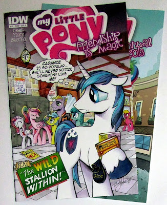 October 2013 IDW comic covers