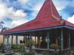 Hotel Murah di Wirobrajan Jogja - Omah Eling Guest House