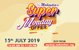 SUPER MONDAY OFFER