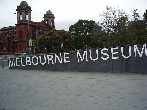 Melbourne meusum