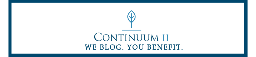 The Continuum II Blog