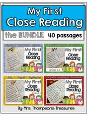 https://www.teacherspayteachers.com/Product/My-First-Close-Reading-BUNDLE-1684500