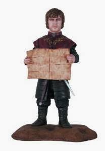 Figura de Tyrion Lanister, por Dark Horse