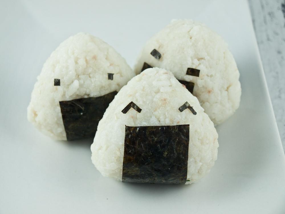 onigiri kulki ryżowe